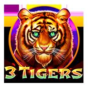 3 Tigers Slot Machine